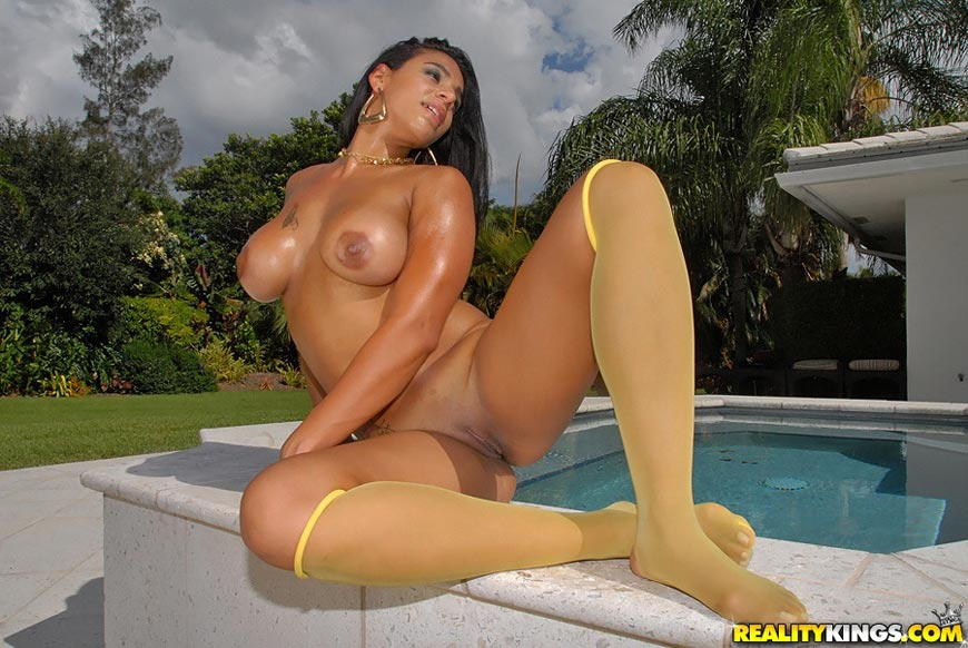 Have free video clip latina shaved that